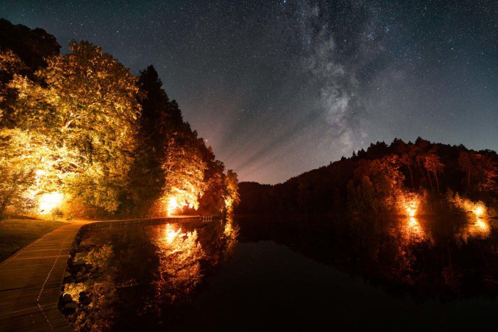 Fotograf des Universums Martin Koch Milchstrasse Eiswoog